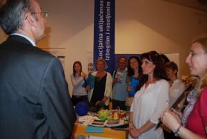 """Projekat """"Otvorena kapija za novi početak"""" predstavljen na Sajmu EU projekata"""